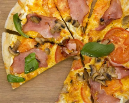 Пица ала хладилник - бързо и засищащо
