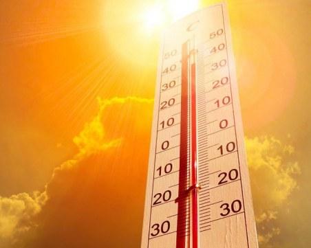Жълт код за опасна жега в Пловдив днес!