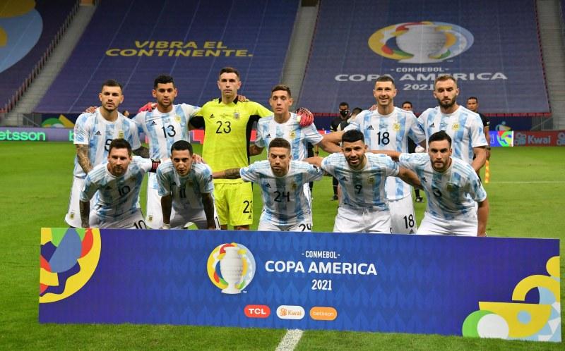 Аржентина с втора победа на Копа Америка, Чили и Уругвай с равенство