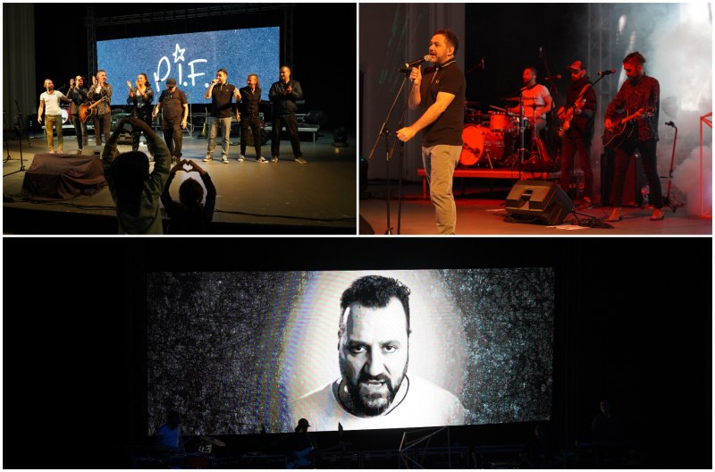 P.I.F. преди концерта в Пловдив: Дори в тъгата Димо ни усмихва