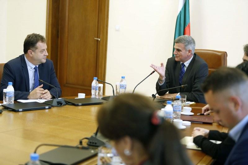 Стефан Янев: Макар кабинетът да е служебен, има амбицията за законови промени