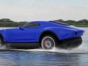 Иновация: Създадоха кола, която се движи по вода