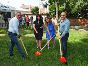 С европейски средства правят нова зона за отдих в с. Царацово