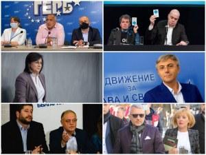 Социолозите не знаят кой ще спечели изборите,  6+1 партии в следващия парламент