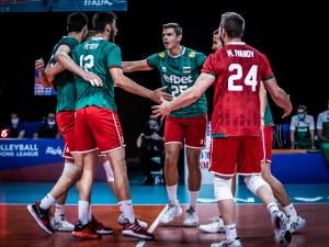 Волейболните национали с 12-а загуба в Лигата на нациите