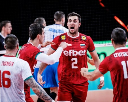 България загуби от Словения в последния си мач от Лигата на нациите