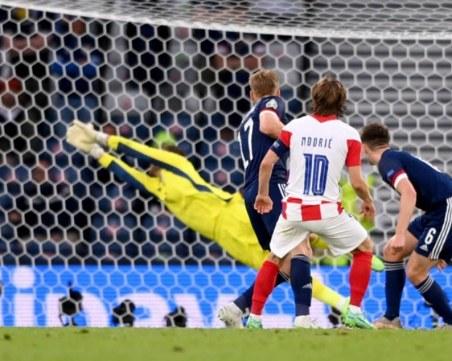 Лука Модрич с още едно постижение след страхотния гол срещу Шотландия