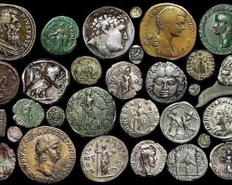 Норвегия върна на България нелегално изнесени древни монети