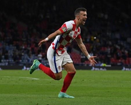 От третия път Хърватия победи и ще играе на елиминациите на Евро 2020