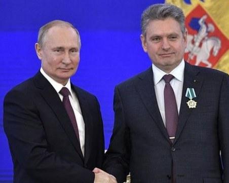 Спецпрокуратурата обвини лидера на русофилската партия Николай Малинов в шпионаж