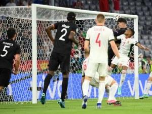 Германия се измъкна в голяма драма с Унгария
