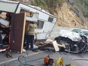 България е в челната тройка на черната статистика на Европа за жертви на пътя