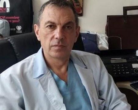 Проф. Федя Николов: Анализираме пациенти след COVID-19 за усложнения на сърдечно-съдовата система