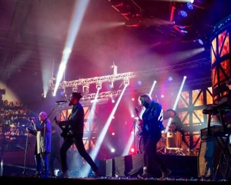 Емоционални изпълнения от P.I.F, Тоника СВ и Стефан Диомов на Годишните награди на БГ Радио в Пловдив