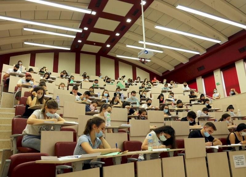Втори от поредица изпити се проведе в МУ-Пловдив