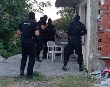 Полицейска блокада край Сандански! Шестима души са арестувани