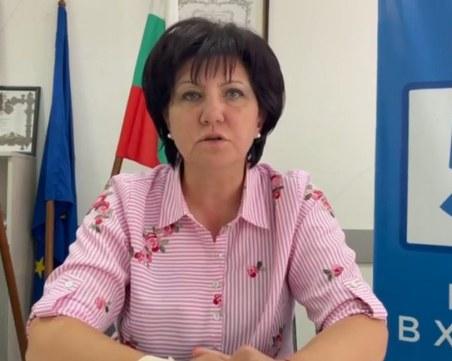 Цвета Караянчева за обвиненията на Рашков: Подобна полицейщина не помним от тоталитарни времена