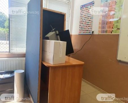Машина позволи на един човек да гласува два пъти с една карта във Варна
