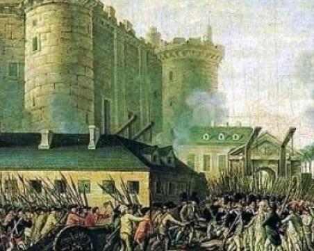 На този ден: Превземането на Бастилията