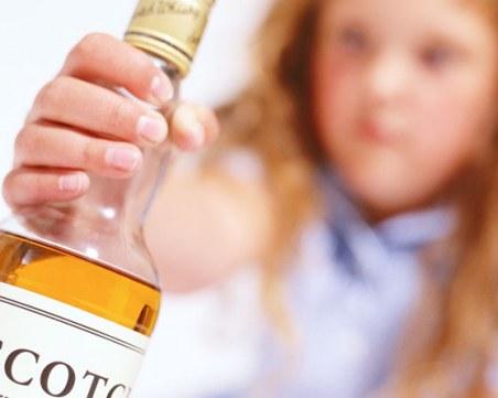 Сервитьорка от Пловдивско прати в токсикологията тийнейджърка, продала ѝ един литър уиски