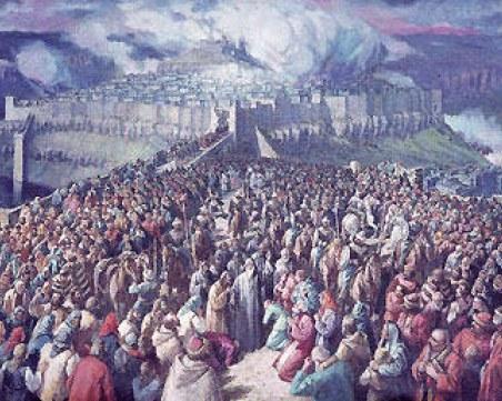 На този ден: Османците завладяват Търново