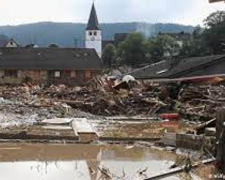 Десетки са загиналите и пострадалите при наводненията в Германия и Белгия