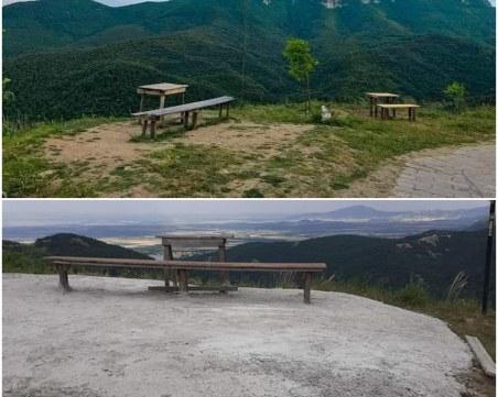 Оскверниха любимо място за снимки с гледка към Родопите