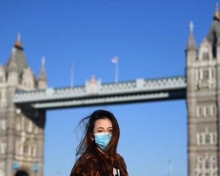 Нов рекорден брой заразени с коронавирус във Великобритания