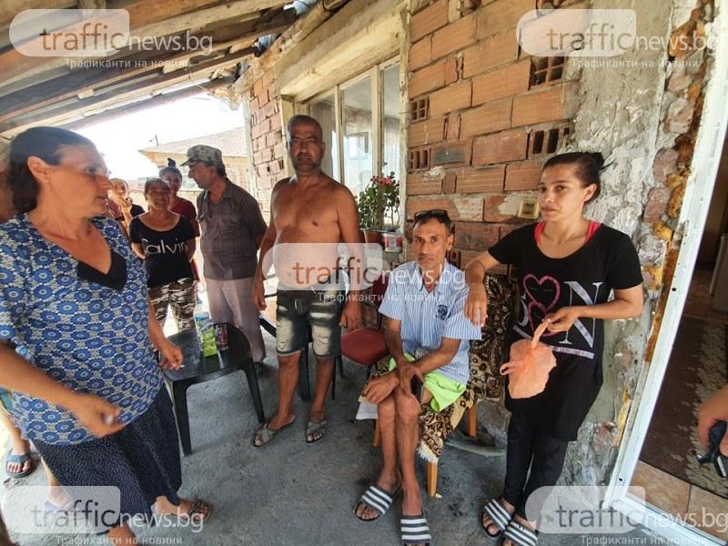 След семейна драма заради дамска чанта край Пловдив: Обвиняват мъж в кражба, а той полицаи в побой