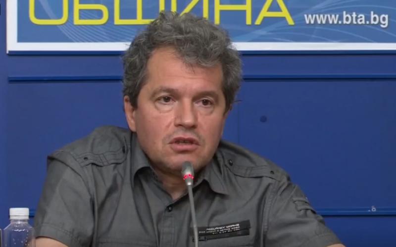 Тошко Йорданов: Ако ДБ и ИсМв не подкрепят кабинета ни, нека ходят при Карадайъ, Нинова и Борисов