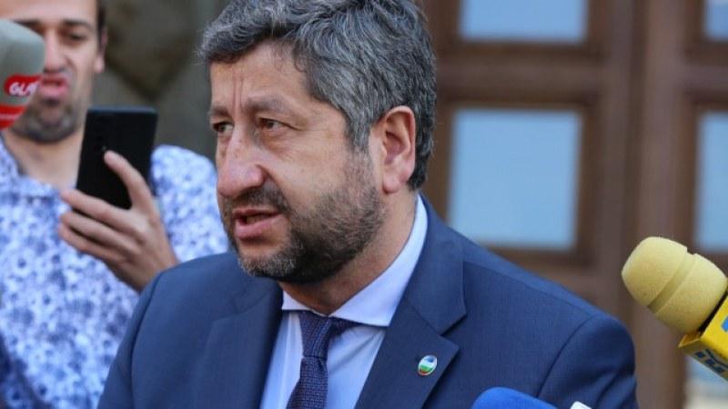 Христо Иванов: Готови сме за разговори с ИТН, не искаме министерски постове