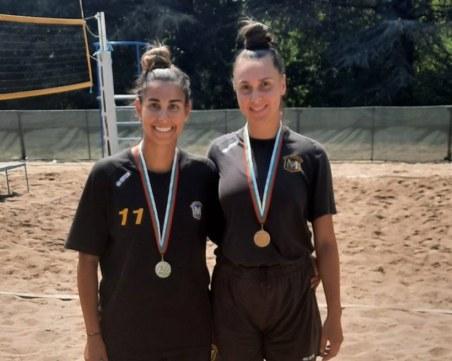 Двойка на Марица втора на турнир по плажен волейбол в Кърджали
