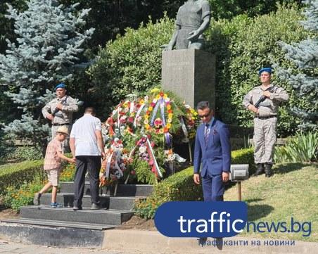 Малки и големи почетоха паметта на Апостола на Бунарджика