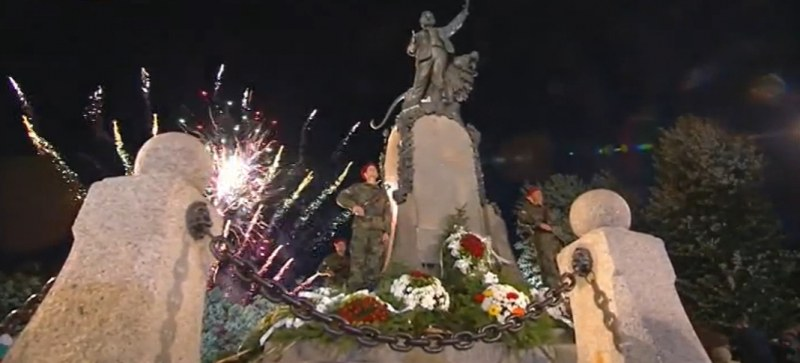Карлово почете 184-а годишнина от рождението на Васил Левски