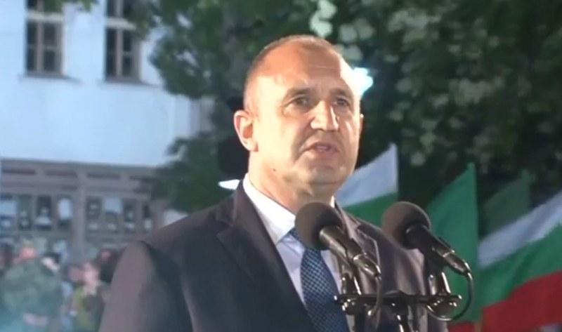 Румен Радев: Трябва да отстояваме свободата без, която няма достойнство