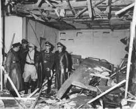 На този ден: Неуспешен опит за атентат срещу Хитлер