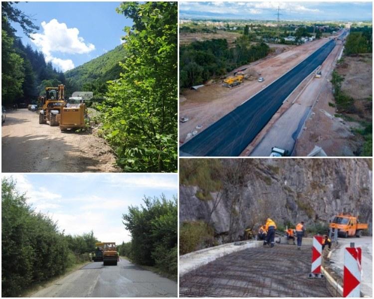 АПИ спря ремонти за десетки милиони в Пловдив и областта! Изтеглят над 1000 строители от редица пътища