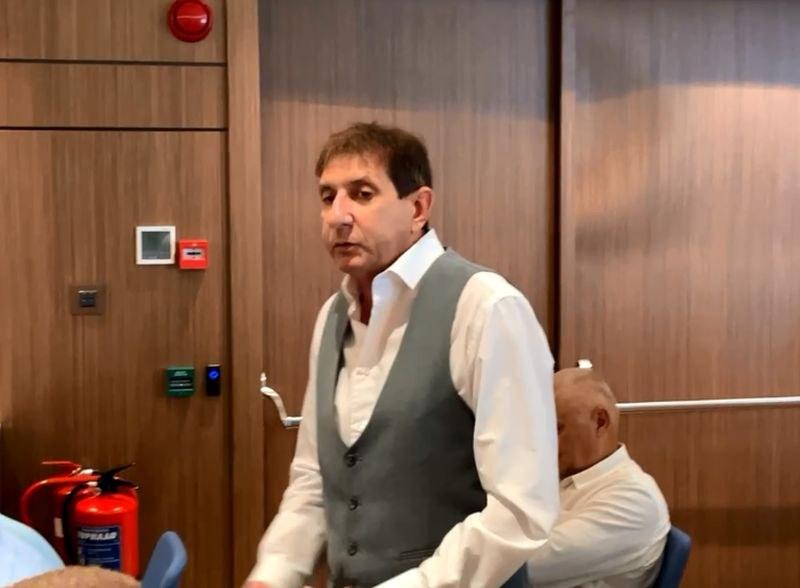 Борисов към Мараджиев: Претърсваха ти фризера, защото там може да има месо от изядени от мен хора