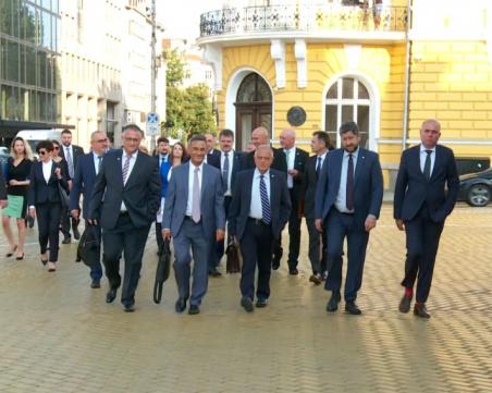 """Депутатите от """"Демократична България"""