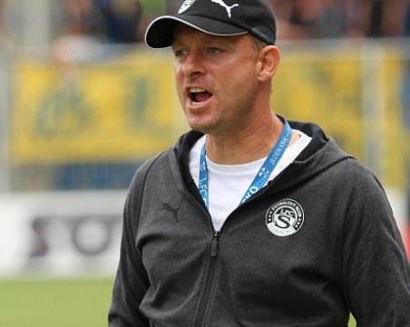 Треньорът на Словачко: В тези мачове няма фаворит