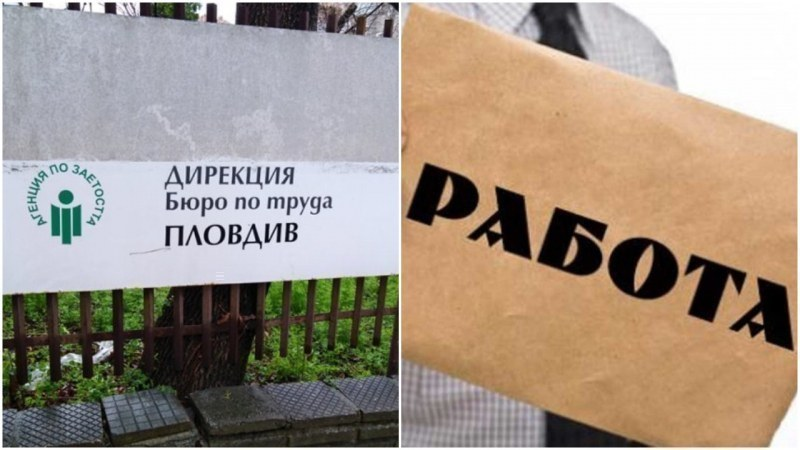 Глад за учители, инженери, монтажници и шофьори в Пловдив!