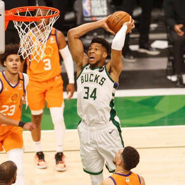 Милуоки Бъкс е новият шампион на НБА