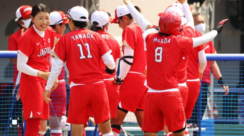 Софтболът откри олимпийската програма 2 дни преди церемонията