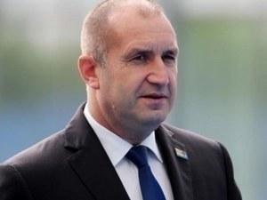 Румен Радев: Най-важното е парламентът да излъчи редовен кабинет