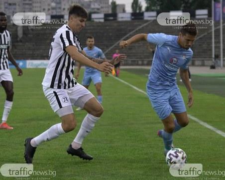 Локо извоюва драматична победа в края срещу Словачко в дебюта си в Лигата на конференциите