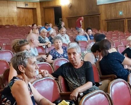Проблемътс водата в село Брестовица влиза в Народното събрание