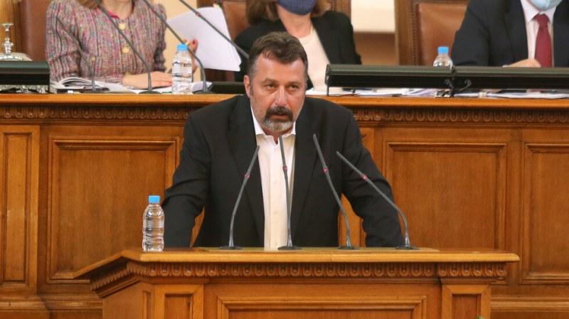Филип Станев: Поканихме за консултации всички партии без ГЕРБ