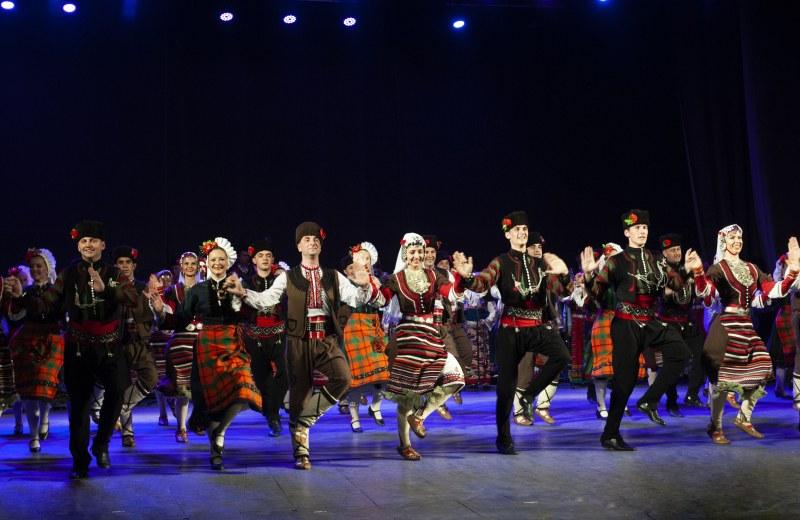 Фолклорът на Тракия превзема Летния театър в Пловдив