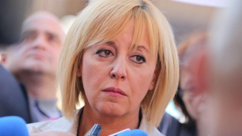 Манолова: Ние искаме да има правителство, но имаме условия