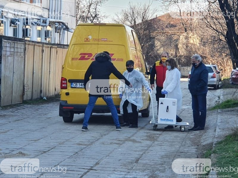 Първите ваксини срещу COVID-19 в Пловдив изтичат през септември